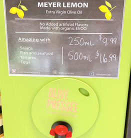 Olive Pressee Olive Pressee - Meyer Lemon EVOO, 250ml