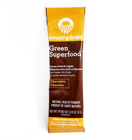 Amazing Grass Amazing Grass - Green Superfood, Chocolate (8g)