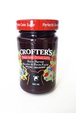Crofter's Organic Crofters Organic - Fruit Spread, Berry Harvest (383ml)