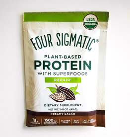 Four Sigmatic Four Sigmatic - Protein Pouch, Creamy Cacao