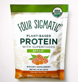 Four Sigmatic Four Sigmatic - Protein Pouch, Peanut Butter