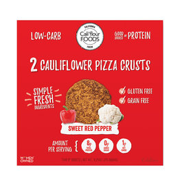 Califlour Foods Califlour Foods - Pizza Crust, Sweet Red Pepper