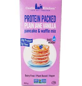 Castle Kitchen Castle Kitchen - Pancake & Waffle Mix, Protein Plain Jane Vanilla