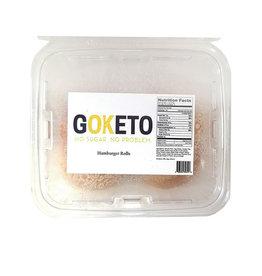 GoKeto GoKeto - Bread, Hamburger Buns