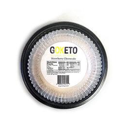 GoKeto GoKeto -  Cheesecake, Strawberry
