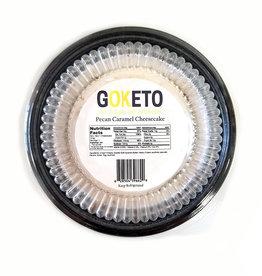 GoKeto GoKeto -  Cheesecake, Caramel Pecan