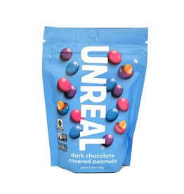 Unreal Unreal - Gems, Dark Chocolate Peanut (142g)