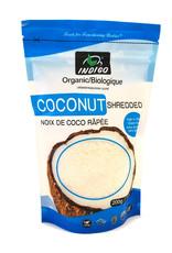 Indigo Indigo - Organic Unsweetened Shredded Coconut (200g)