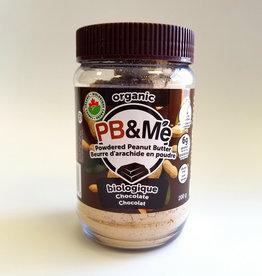 PB & Me PB & Me - Powdered Peanut Butter, Organic Chocolate (200g)