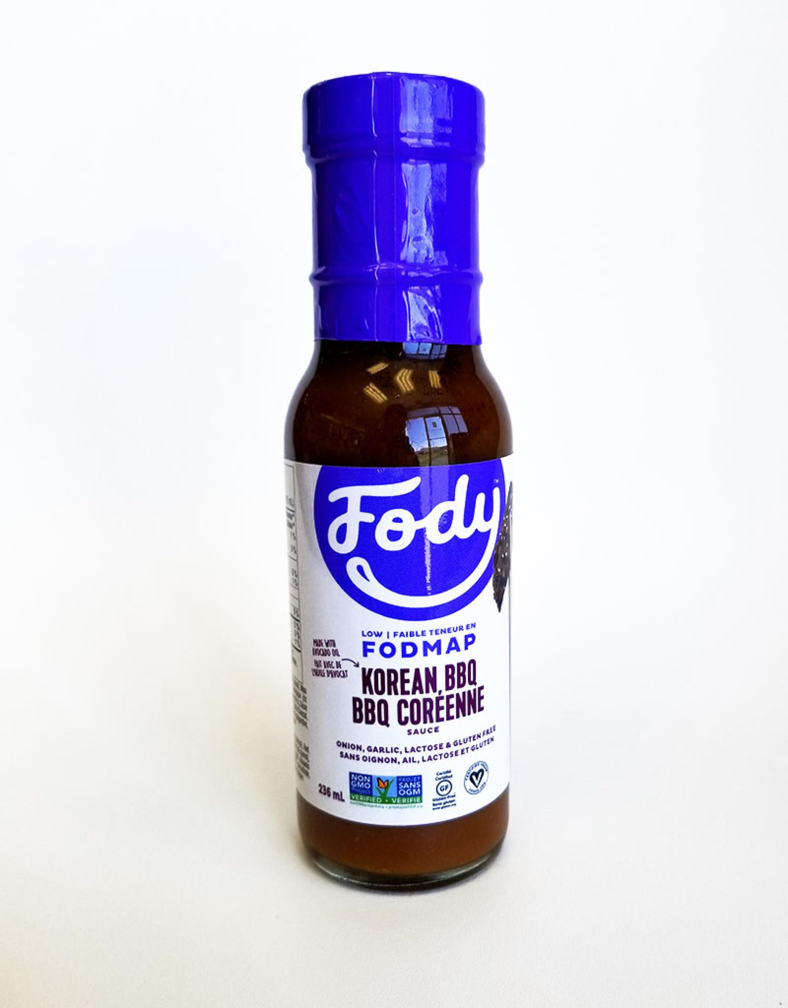 Fody Food Co. Fody - Sauce & Marinade, Korean BBQ (236ml)