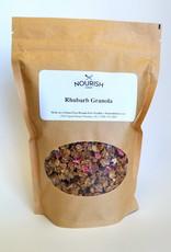 Nourish Bakery Nourish Bakery - Granola, Rhubarb
