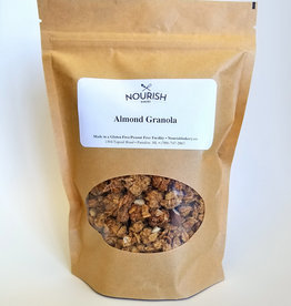 Nourish Bakery Nourish Bakery - Granola, Almond