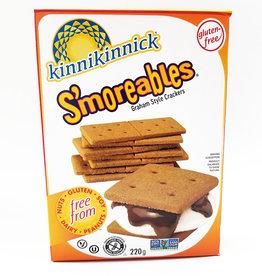 Kinnikinnick Foods Kinnikinnick - Smoreables Graham Crackers (220g)