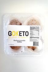 GoKeto GoKeto - Muffins, Blueberry Lavender (4pk)