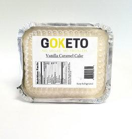 GoKeto GoKeto - Cake, Vanilla Caramel