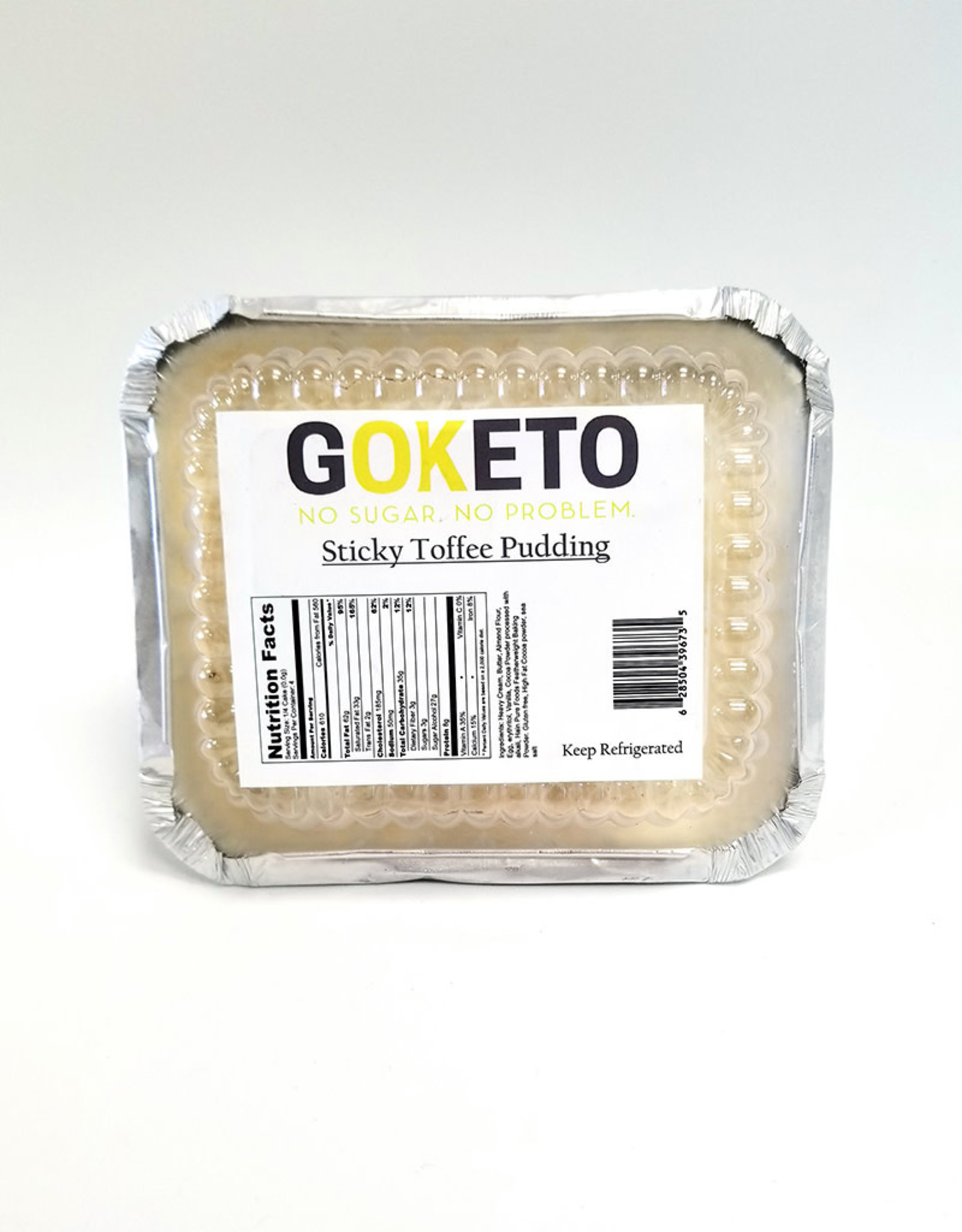 GoKeto GoKeto - Cake, Sticky Toffee Pudding