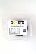 GoKeto GoKeto - Donuts, Chocolate Dipped