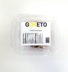GoKeto GoKeto - Donuts, Caramel Pecan