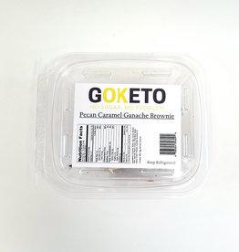 GoKeto GoKeto - Brownies, Pecan Caramel Ganache