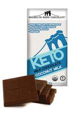 Brooklyn Born Chocolate Brooklyn - Keto Bar, Coconut Milk (60g)