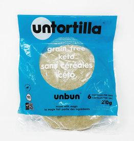 Unbun Unbun - Keto Tortilla (6pk)