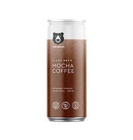 Two Bears Cold Brew Coffee Two Bears - Cold Brew Coffee, Moka Cafe (250ml)