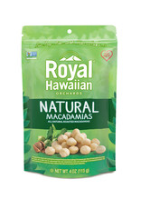 Royal Hawaiian Orchards Royal Hawaiian Orchards - Macadamia Nuts,  Natural (113g)