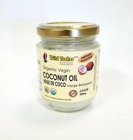 Wild Tusker Wild Tusker - Organic  Coconut Oil (200ml)