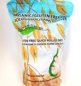 Splendor Garden Splendor Garden - Gluten Free Rolled Oats, Quick (908g)