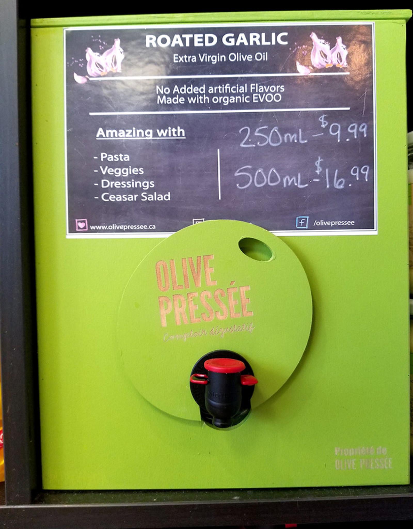 Olive Pressee Olive Pressee - Roasted Garlic EVOO, 500ml