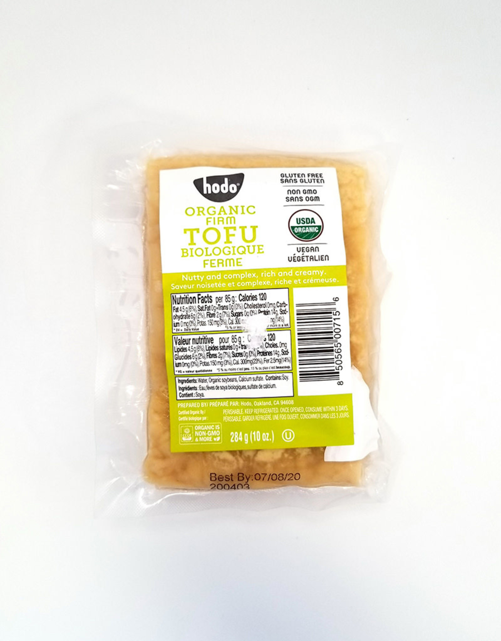 Hodo Foods Hodo Foods - Tofu, Organic Firm (227g)