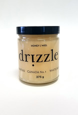 Drizzle Drizzle - Raw Honey,  White Raw (375g)