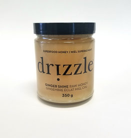 Drizzle Drizzle - Raw Honey, Ginger Shine (350g)