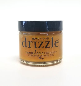 Drizzle Drizzle - Raw Honey, Turmeric (80g)