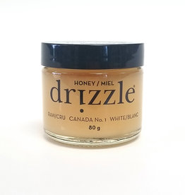 Drizzle Drizzle - Raw Honey,  White Raw (80g)