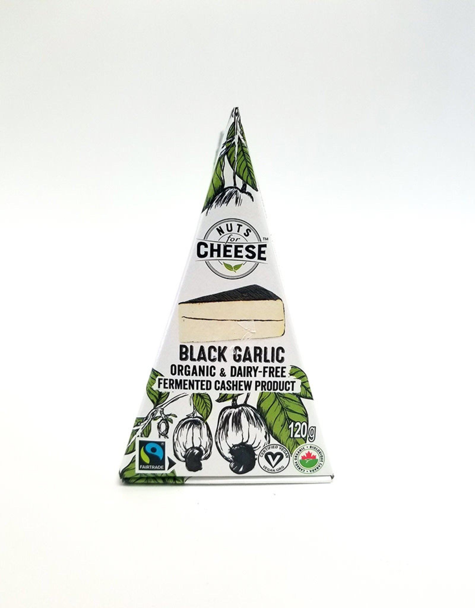Nuts for Cheese Nuts For Cheese - Black Garlic (120g)