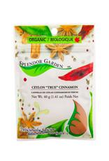 Splendor Garden Splendor Garden - True Cinnamon Ground Ceylon