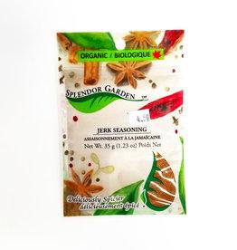 Splendor Garden Splendor Garden - Jerk Seasoning