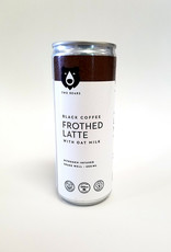Two Bears Cold Brew Coffee Two Bears - Cold Brew Coffee, Frothed Black Latte (250ml)