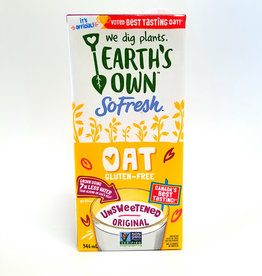 Earth's Own Earths Own - So Fresh Almond Milk, Unsweetened Original (946ml)