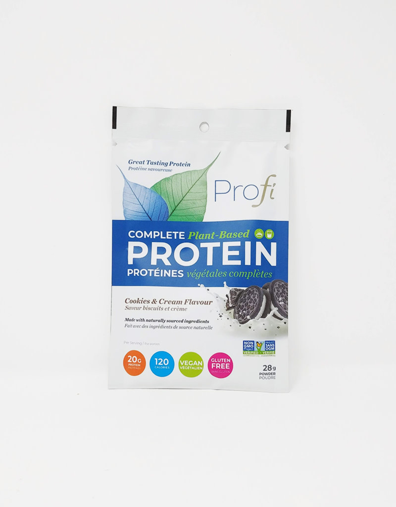 Profi Profi - Protein Powder, Cookies and Cream (29g)