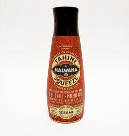 Halvana Halvana- Squeeze Tahini, Chili (300mL)