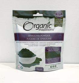 Organic Traditions Organic Traditions - Spirulina Powder (150g)