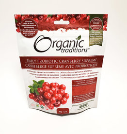 Organic Traditions Organic Traditions - Daily Probiotic Cranberry Supreme (60g)