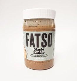 Fatso Fatso - Almond & Seed Butter, Maple (454g)