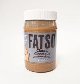 Fatso Fatso - Almond & Seed Butter, Classic (454g)