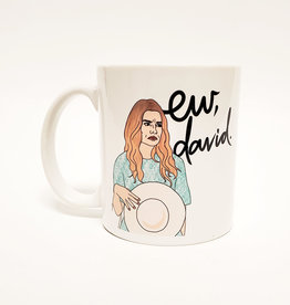 Citizen Ruth- Mug, Ew David
