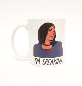 "Citizen Ruth- Mug, Karmala ""I'm Speaking"""