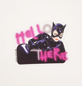 Citizen Ruth- Sticker, Catwomen