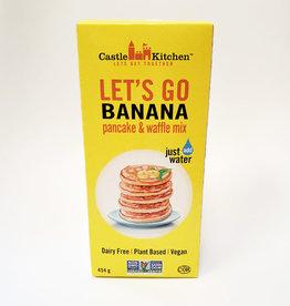 Castle Kitchen Castle Kitchen - Pancake & Waffle Mix, Banana